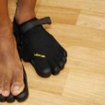 Still Adjusting Stride For Barefoot Minimalist Running