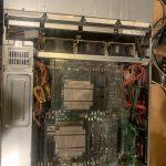 Took Down Virtual Environment  for Storage Maintenance